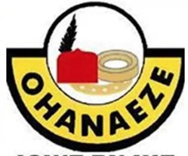 Ohanaeze, Ndigbo, Election,