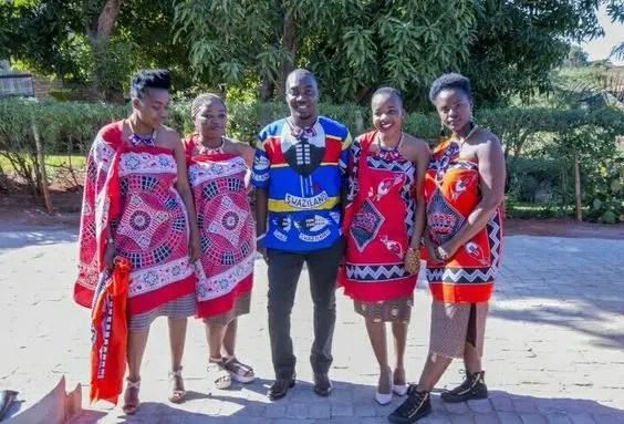 Marry 5 wives or be jailed, Swaziland King orders country men