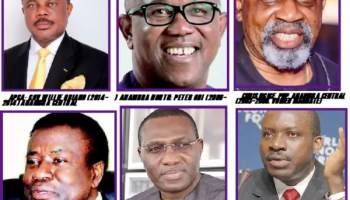 Anambra 2013: On your mark, set    - Vanguard News
