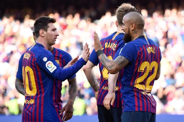 Barcelona  Barcelona bid to continue season of change in Champions League final against Lyon #Nigeria Barcelona