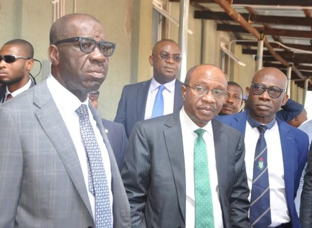 Image result for CBNPromises Edo Entrepreneurs Of Single- Digit Interest Financing Window