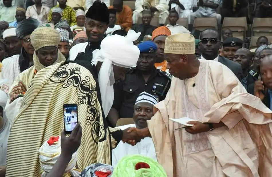 Image result for Court nullifies appointment of new Emirs in Kano