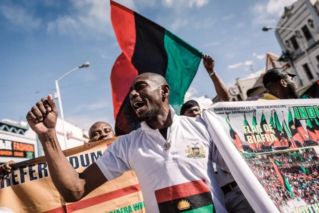 Army hands over 27 IPOB supporters to Abia police