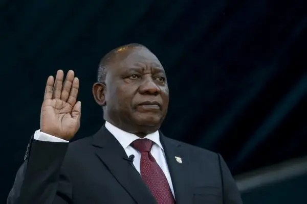 IPOB berates South African President Ramaphosa over attack against it's members in South Africa