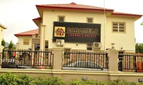 Caramelo Lounge,