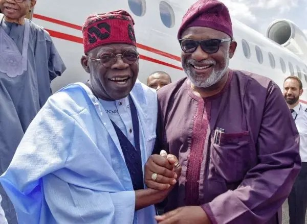 Image result for Tinubu, Akande, reconcile warring Ondo APC members