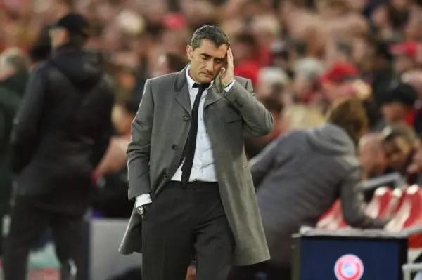 Champions League, Valverde