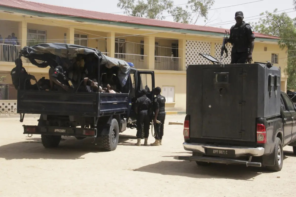 Police parade 33 suspects, recover various ammunitions in Enugu - Vanguard