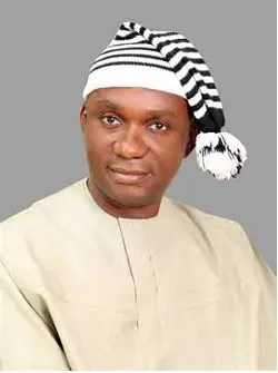 The Speaker of Abia State House of Assembly, Rt Hon Chinedum Orji, - Vanguard