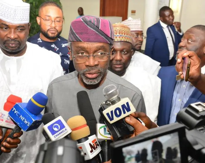 Gbajabiamila meets Osinbajo, says opposition will be carried along