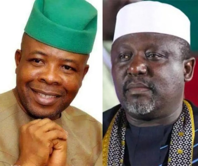 Ihedioha and Okorocha