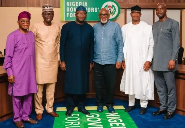 South West govs discuss security challenges in Ibadan tomorrow