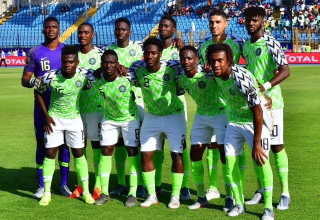 Image result for AFCON 2019: Nigerians confident of Super Eagles' victory