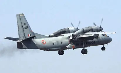 IAF AN-32 aircraft goes missing for 2 hours, search ops underway