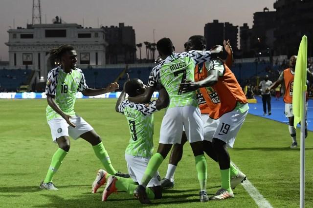 AFCON Nigeria vs Cameroon