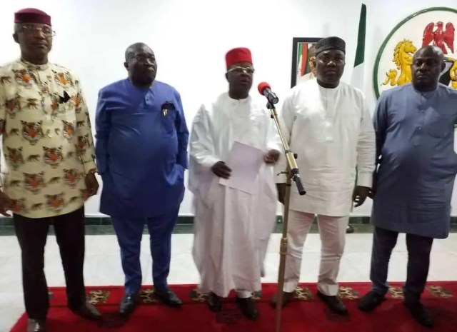 South East Governors, forest guards