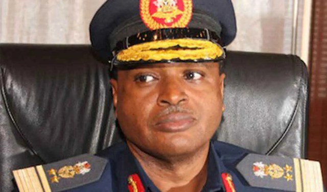 Two helicopter gunships to arrive Nigeria before December- NAF chief