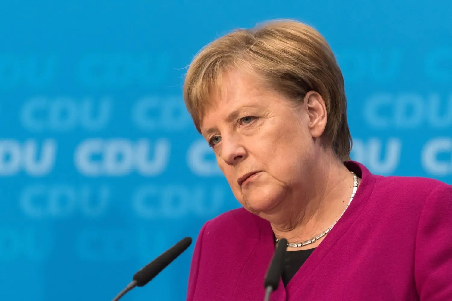 Angela Merkel must give health update after shaking, third of Germans say