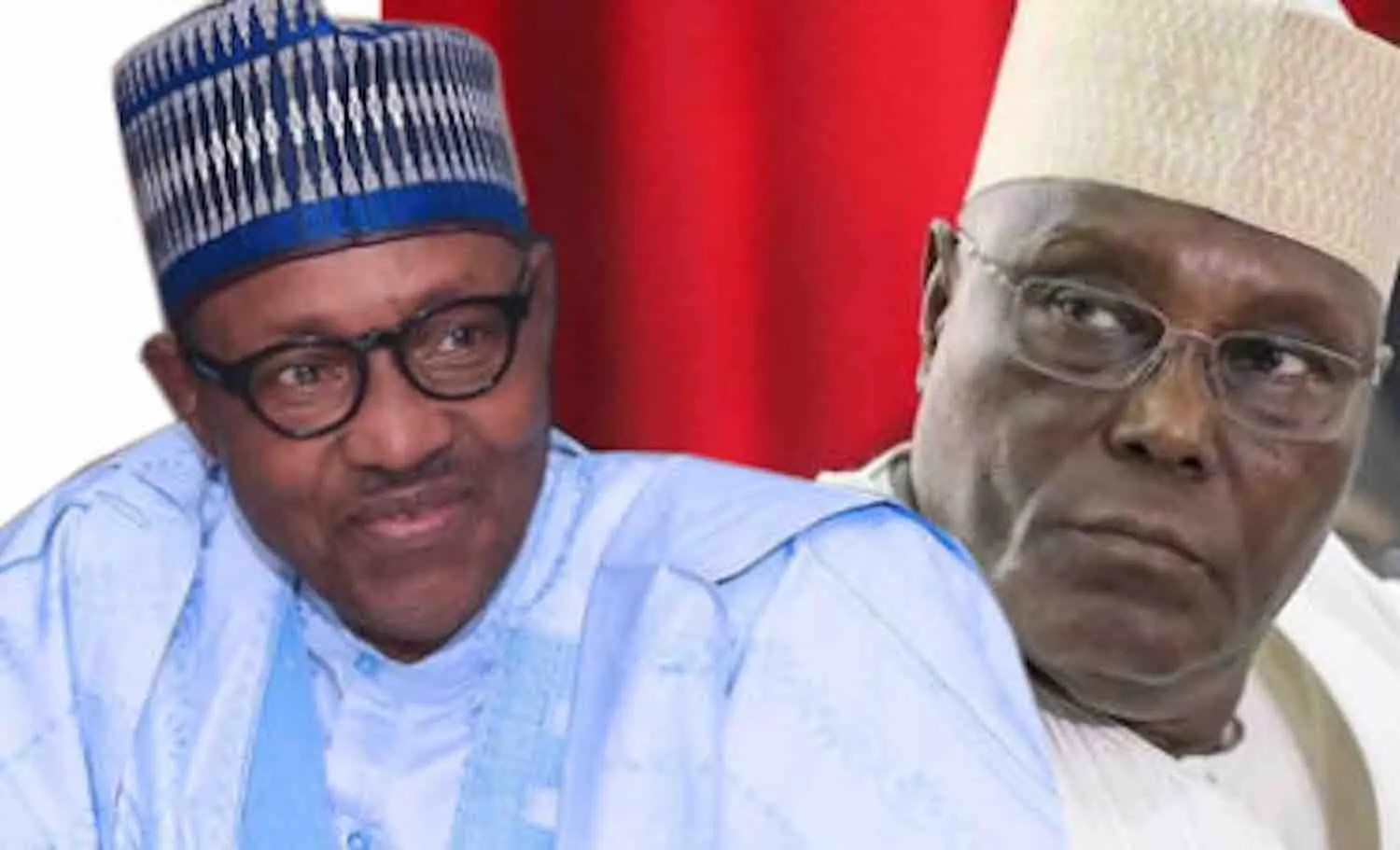 Image result for Buhari Vs Atiku: