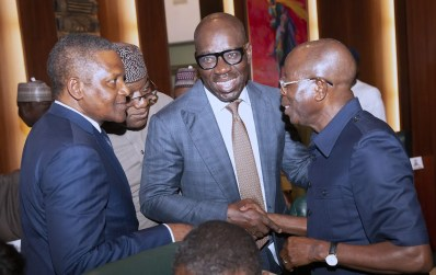 Edo 2020: No end in sight on Oshiomhole, Obaseki feud