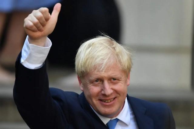 Boris Johnson, Brexit