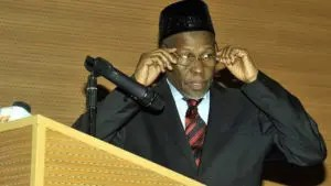CJN says he doesn't tolerate corruption