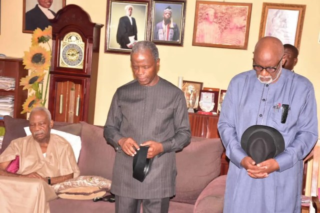 Breaking: FG'll deploy soldiers on highways to stop killings – Osinbajo