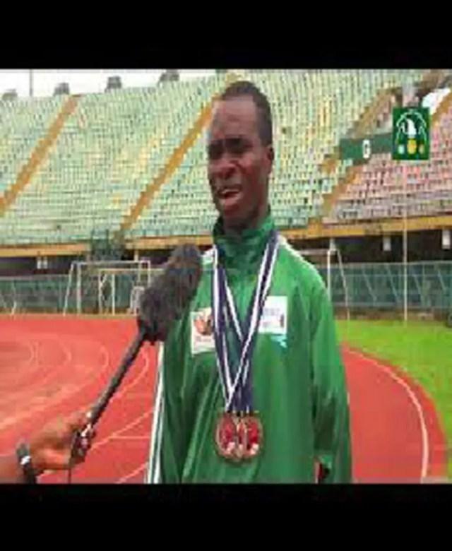 Para-athlete, Ifeanyi Christian