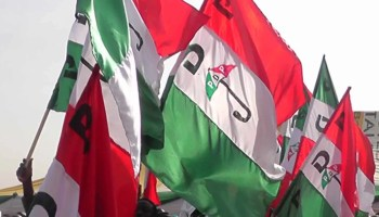 Ize-Iyamu's endorsement: Your action encourages corruption, PDP tells Buhari