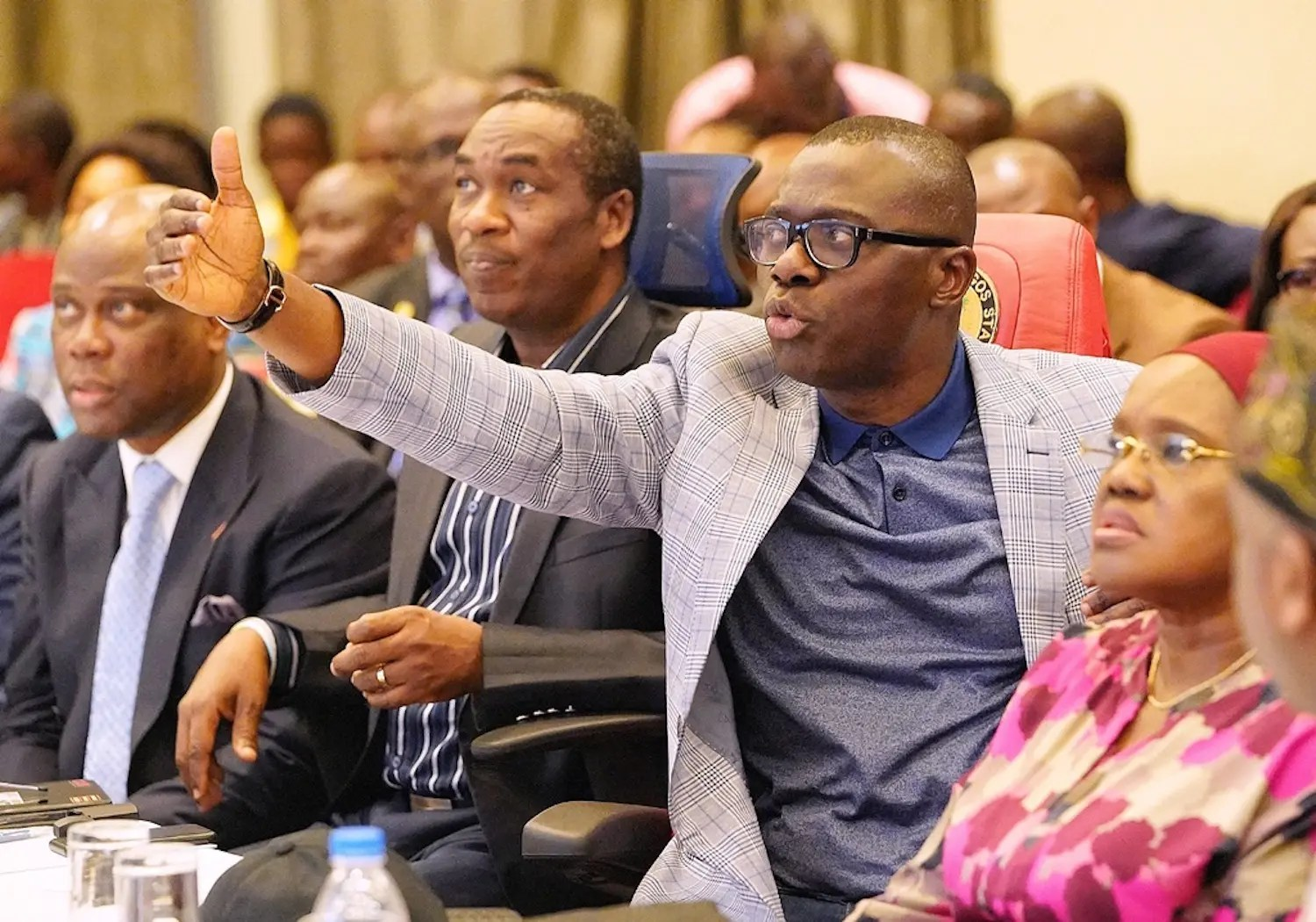 We'll use professionals in Diaspora to build Lagos – Sanwo-Olu - Vanguard