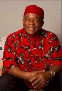 Senator Theodore Ahamefule Orji