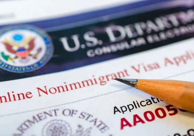 Applying for USA visa in Nigeria