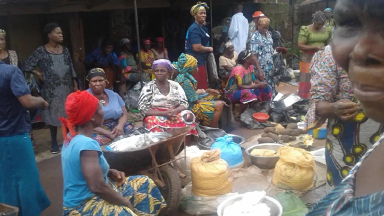 AWKA- THE women of Abba Community in Njikoka local government - Vanguard