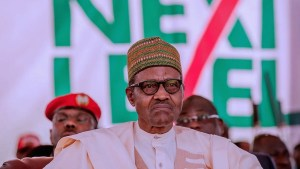 Buhari, Nigeria, security chiefs, IMN, national development agenda