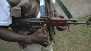 security, Gunmen