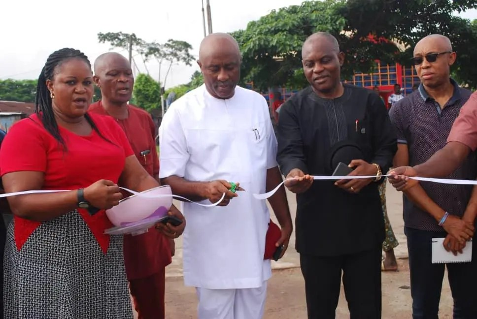 Peace mass transit park reopened in Owerri - Vanguard
