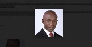 NEW Governor of Rotary International District 9141, Nze Anizor