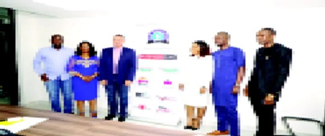 From left: Financial controller Silverbird Group, Jonathan Yakubo; General Manager Advertisement Businessday, Adeola Ajewole; Director Voidant Broadcasting Limited, Adewunmi Obakoya; Head of Legal and corporate services Silverbird Group, Ekene Nwokolo & General Manager Voidant Broadcasting Limited, Maxwell Nzekwe