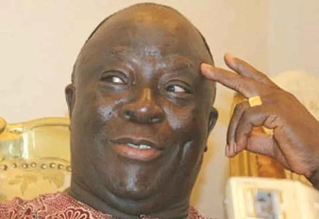 Ayo Adebanjo, Awolowo