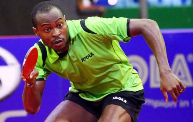 Aruna Quadri, ITTF Nigeria Open