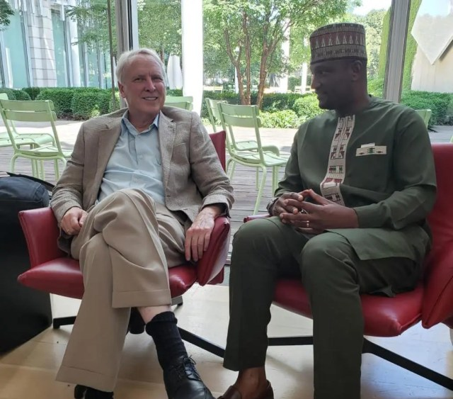 Agege LG seeks collaboration with Chicago Arts institute - Vanguard News