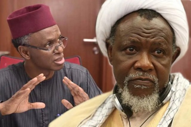 Image result for El-Rufai gives condition for El-Zakzaky's medical treatment