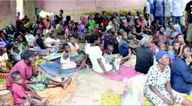 NGO educates IDPs on menstrual hygiene