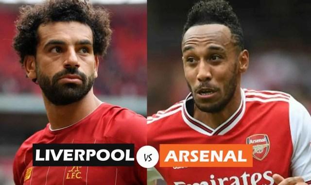 Liverpool. Arsenal. EPL
