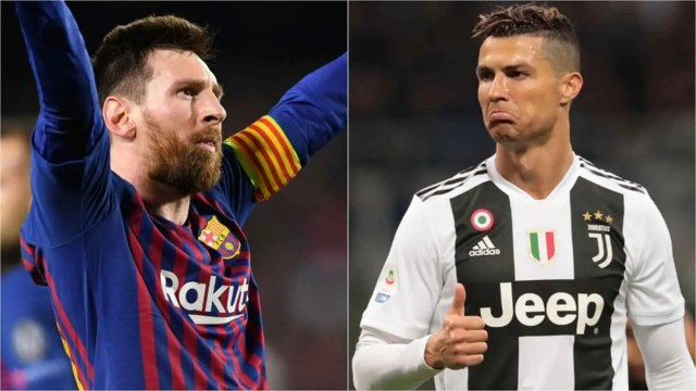 Ronaldo: Why I'm better than Messi #Nigeria Messi Ronaldo