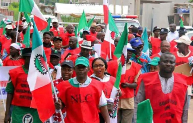 NLC hails Gov. Sule over workers' welfare