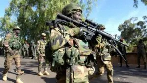 Army urges public to disregard rumour of attack on Maiduguri