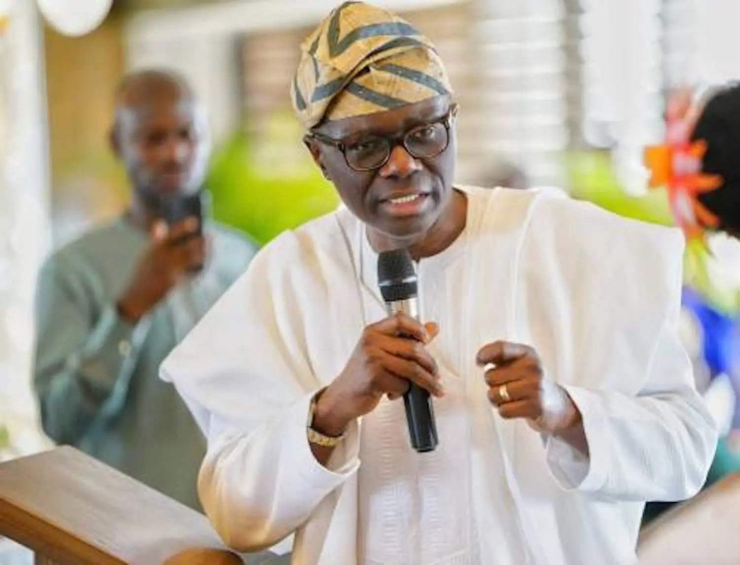 Sanwo-Olu: Lagos pledges support for military schools - Vanguard