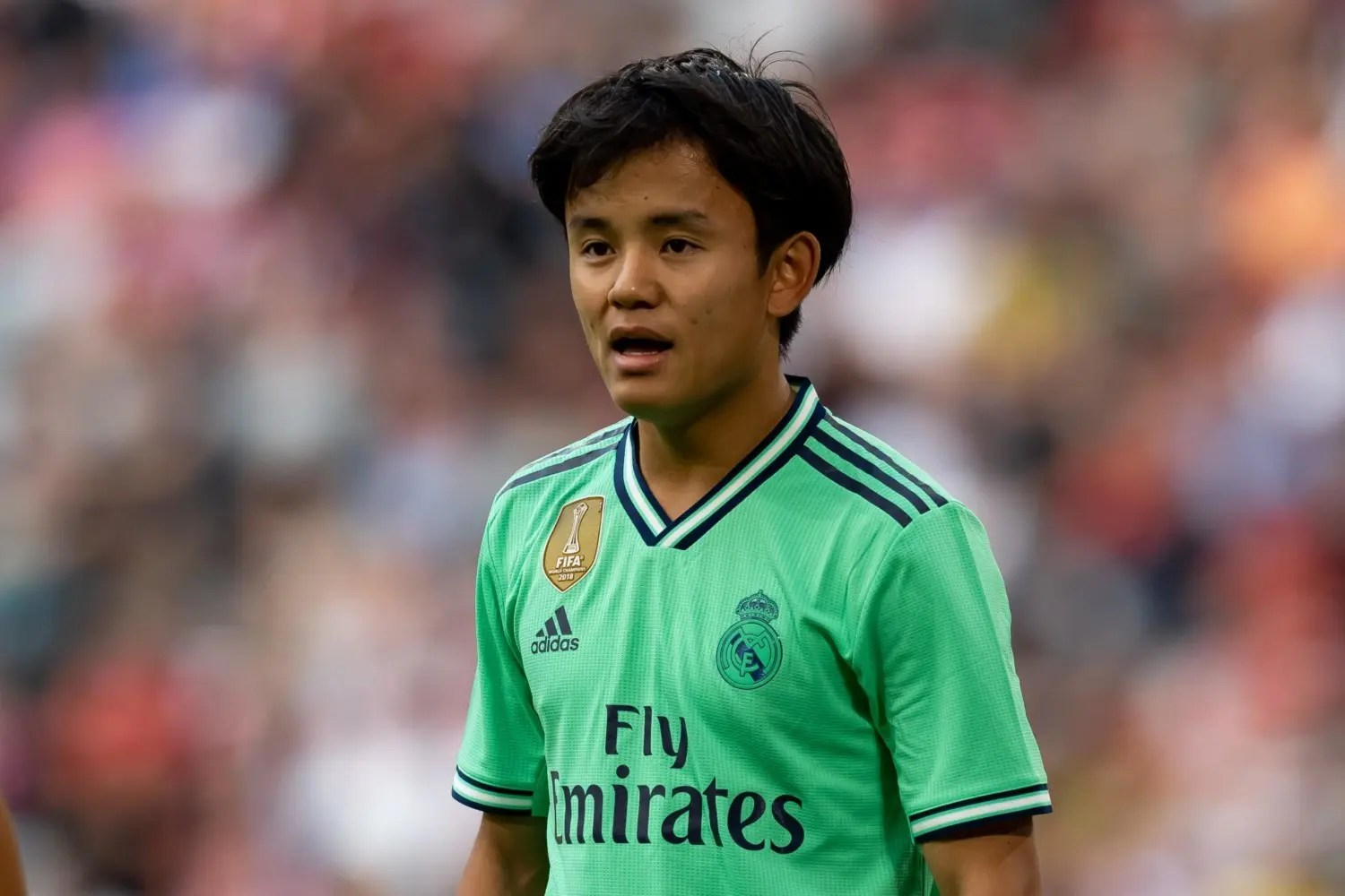 Real Madrid loan wonderkid Takefusa Kubo to La Liga rivals Mallorca