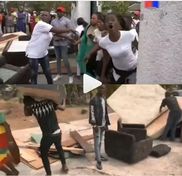 Congolese govt, ejects, Nigerian Ambassador, office, Charles